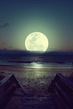 Beautiful Full Moon!