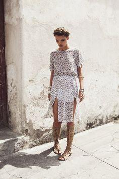 #dress #print