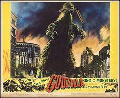 Godzilla by Marxchivist, via Flickr