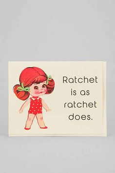 Seas And Peas Ratchet Card - Urban Outfitters