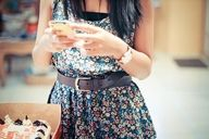 Floral dresses <3