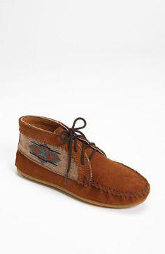 Minnetonka 'El Paso' Ankle Boot #love #Nordstrom