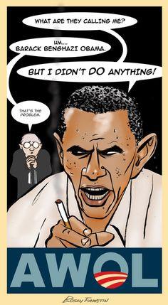 Barack 'Benghazi' Obama
