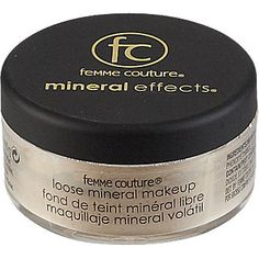Femme Couture Mineral Effects Loose Mineral Makeup, also have this and love it