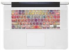 rainbow keyboard decals mac pro stickers mac keyboard decal mac stickers mac stickers macbook for  mac pro /air /laptop