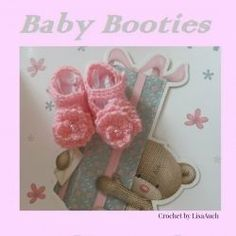 Ever growing collection of the best Free #Crochet Booties Patterns I love to make