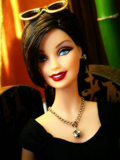 Barbie#Repin By:Pinterest++ for iPad#