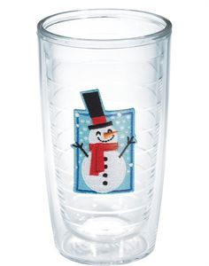 Winter Tervis!! I must have this!