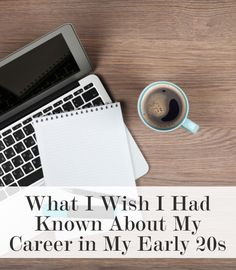 What I Wish I Had Known About My Career In My Early 20s | Levo League | #Career #Advice // #Real #Talk