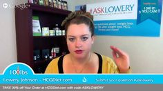 #AskLowery - On this episode: How to incorporate exercise into Phase 2 of the HCG Diet.