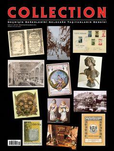 Collection Dergisi, Nisan - Haziran sayısı yayında! Hemen okumak için: http://www.dijimecmua.com/collection/