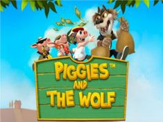 Piggies and The Wolf slot game!  A new Playtech video slot machine with tons of features and great 3D graphics.  Check it out here:  http://www.onlineslotgames4u.com/play/piggies-and-the-wolf-slot-game/