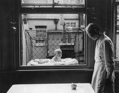 small apartments, london, window, baby needs, parent, gardens, vintage kids, crazy inventions, babi cage