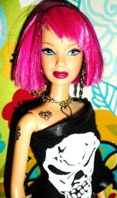Barbie dolls !!!!