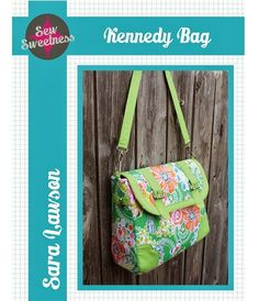 Free pattern: Kennedy Bag, an excerpt from Big-City Bags