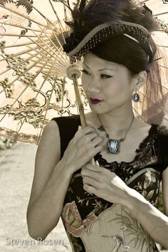 steampunk fascin, steampunk fashion, asian steampunk