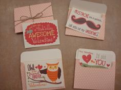 Digital Downloads from Stampin' Up! #valentines