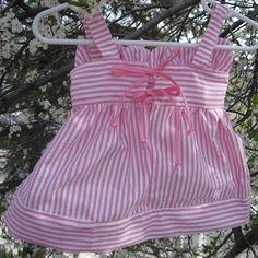 Petal Dress Pattern & Tutorial - Peek-a-Boo Pattern Shop: The Blog