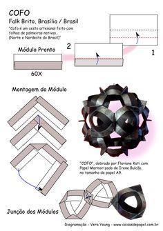 Diagrama COFO, de Falk Brito