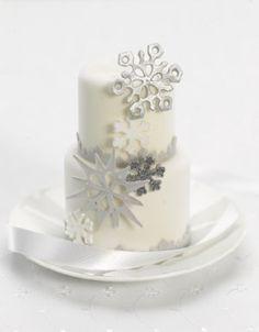 X mas cake