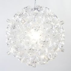 Bubble Chandelier Clear White, $549, now featured on Fab.