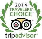 Trip Advisory 2014 Travelers Choice