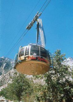 Palm Springs Tram - Palm Springs Cable Cars - Tramway