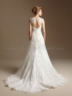Beautiful Keyhole open back