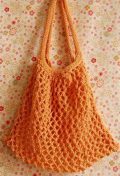 15 Free Crochet & Knitting Bag Patterns - Tip Junkie