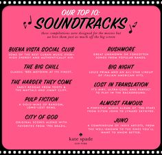 #celebratecolorfully with our favorite movie soundtracks