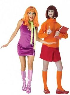 13 Unique Halloween Costumes For Lesbian Couples   YourTango