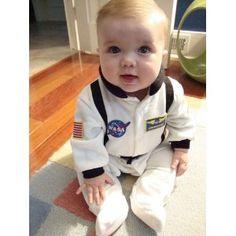 Astronaut NASA Suit Infant Costume