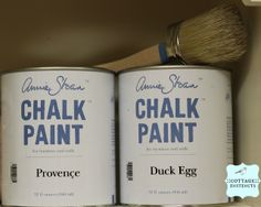cottage instincts: ::My Honest Opinions on Chalk Paint and Wax::