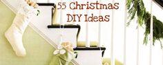 55 DIY Christmas Ideas!