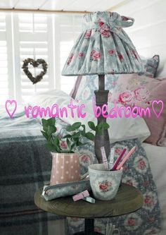 Romantic bedroom ♥
