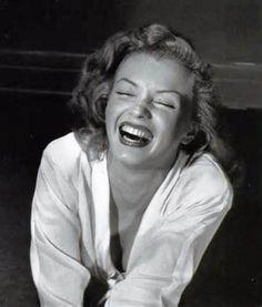 Marilyn Monroe, 1949, photo by Philippe Halsmann