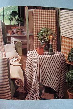 Tablecloths - Seven Gates Farm