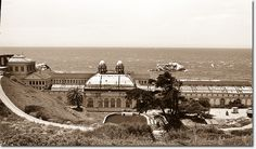 Photos of Sutro's Baths just before the fire that destroyed it (includes link to video) on 6-26-1966