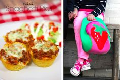 Spaghetti pies- 9 Healthy Lunch Trends for Kids, From Paleo to Pocket Pasta - ParentMap