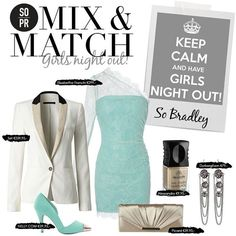 A So Mix & Match...