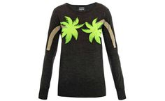 Palm tree sweater http://carolinesmode.com/lovesit/art/258593/palm_tree_sweater/