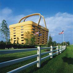 ohio, potato salads, road trips, office buildings, picnic basket