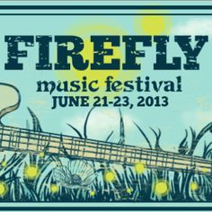 Firefly Music Festival 2013 lineup revealed