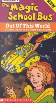 July 7, 2014. MSB: Out of this World. Ms. Frizzle's class rockets into outer space to divert an asteroid from crashing into Earth. The children learn about gravity, meteors and comets while they and Ms. Frizzle race to save the world.