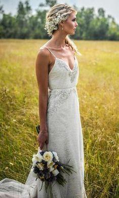 Alvina Valenta AV9409: buy this dress for a fraction of the salon price on PreOwnedWeddingDresses.com
