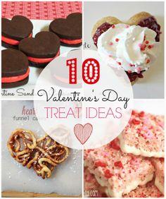 10 Valentines Day Treat Ideas | CupcakeDiariesBlog.com