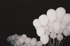White Balloons| Jess Gough, via Flickr
