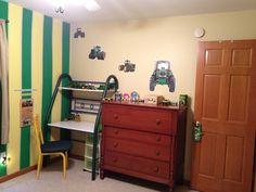 John Deere Bedroom part 2