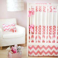 Baby Girl Bedding Sets & Crib Bedding Sets For Girls | Layla Grayce