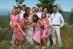 #wedding #group  #photo #pose